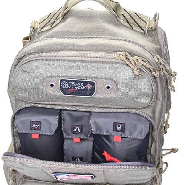 G5 Outdoors Tactical Backpack 4 G5 Outdoors Tactical Backpack