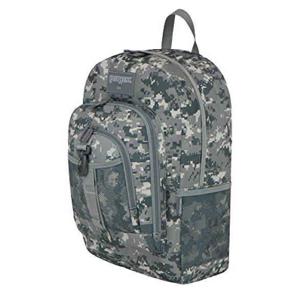 East West U.S.A Tactical Backpack 2 East West U.S.A BC104 Digital Camouflage Military Sports Backpack