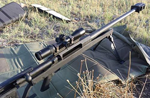 PRG Defense Rifle Scope 6 PRG Defense 45021644PRGPR2 Model 2-16x44RS Professional Riflescopes, 2X~16x Magnification, 44mm Objective Lens Diameter, 36mm Ocular Lens Diameter, 95-89mm Eye Relief, 8.2-2.75mm Exit Pupil