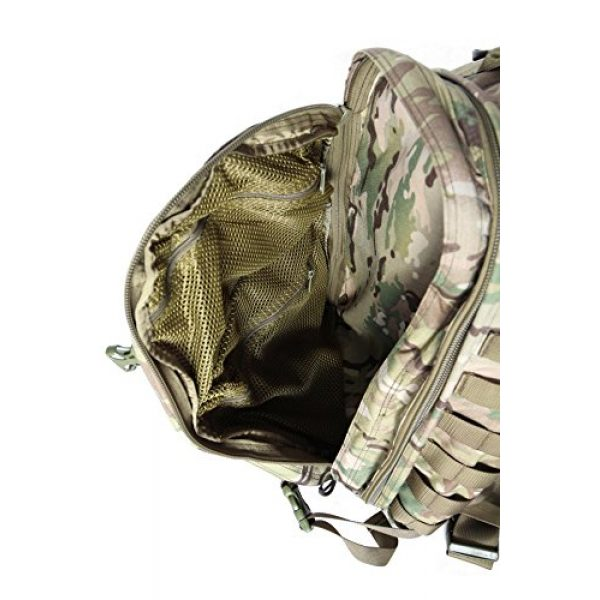 Hanks Surplus Tactical Backpack 2 Hank's Surplus Military Bug Out Rucksack Tactical Assault Multi Day 48L Backpack