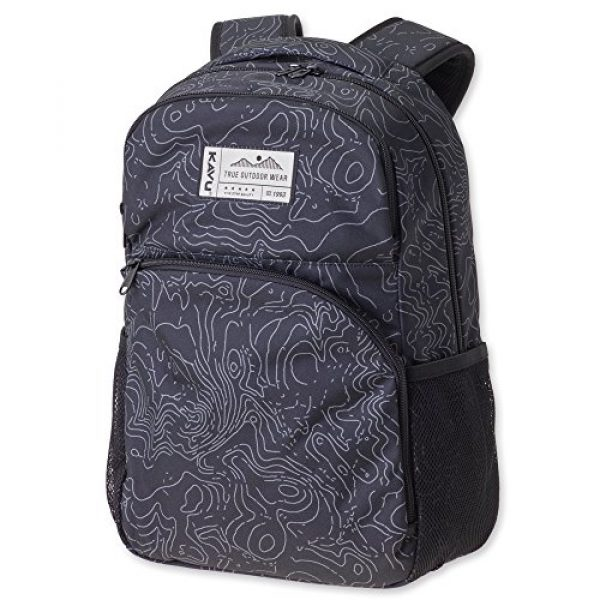 KAVU Tactical Backpack 1 KAVU Packwood Backpack with Padded Laptop and Tablet Sleeve