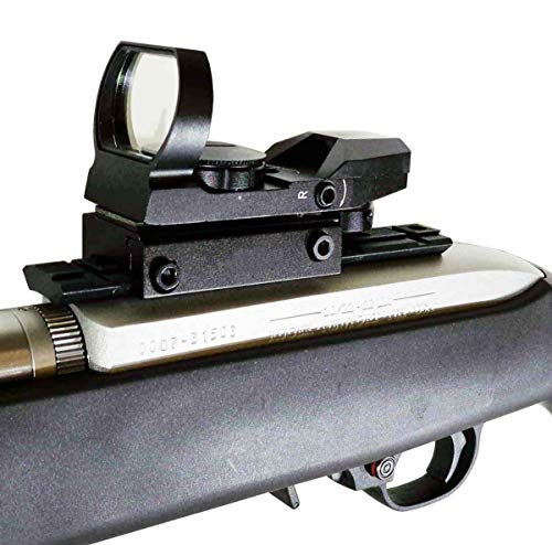 TRINITY Rifle Scope 1 Trinity Ruger 10 22 Replacement Sight and Rail Mount kit
