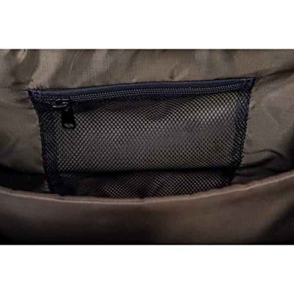 FiveStar Products, LLC Tactical Backpack 5 FIVESTAR Range Bag Tactical Style Duffel Heavy Duty Zippers 600D Ballistic