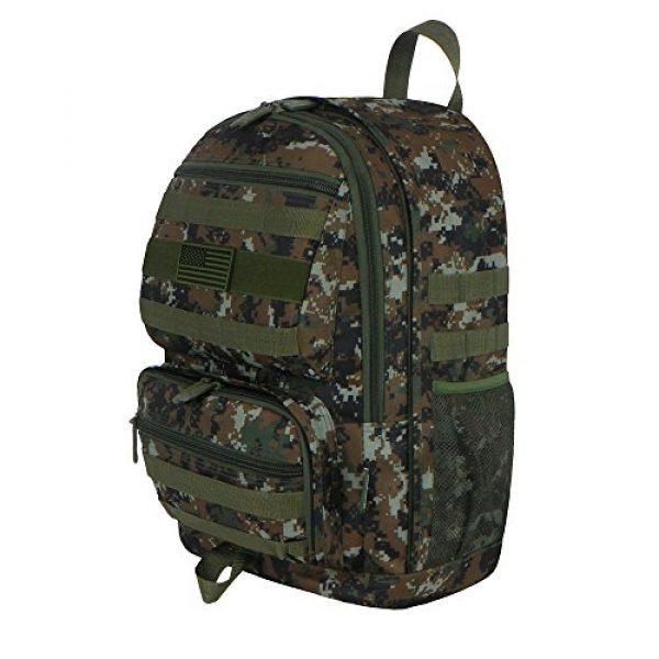 East West U.S.A Tactical Backpack 2 East West U.S.A RTC509 Tactical Molle Sport Military Assault Rucksacks Hiking Trekking Bag