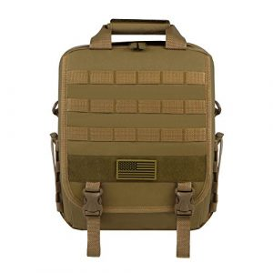 East West U.S.A Tactical Backpack 1 East West U.S.A RT510 Tactical Molle Laptop Sling Bag