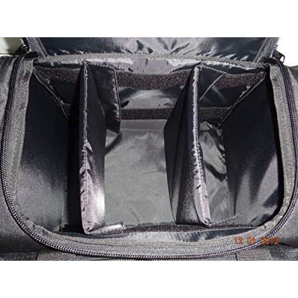 Explorer Tactical Backpack 5 EXPLORER Large Padded Deluxe Tactical Range Bag Gear Tactical Shoulder Modular