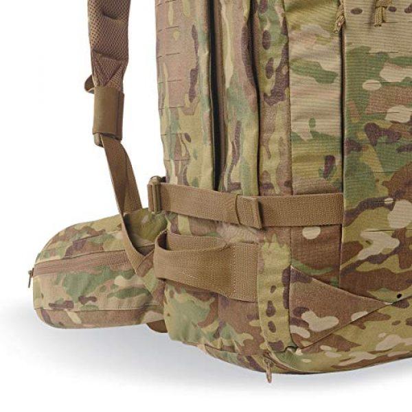 Tasmanian Tiger Tactical Backpack 4 Tasmanian Tiger Mission Pack Mk II, 37L Combat Backpack with Laser Cut MOLLE System, YKK RC Zippers