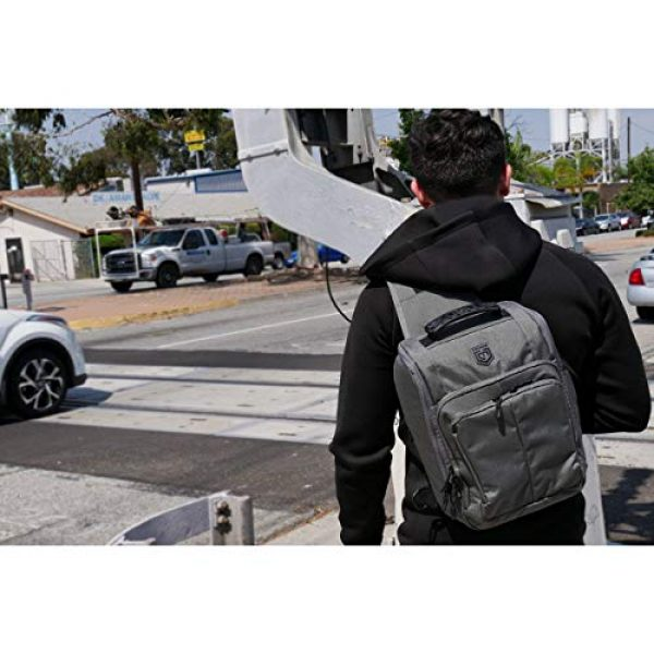 Cannae Pro Gear Tactical Backpack 5 Cannae Pro Gear Optio Sling Bag Pack with Ambidextrous Single Shoulder Strap