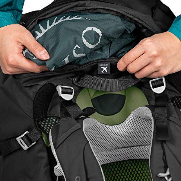 Osprey Tactical Backpack 6 Osprey Farpoint Trek 75 Men's Travel Backpack