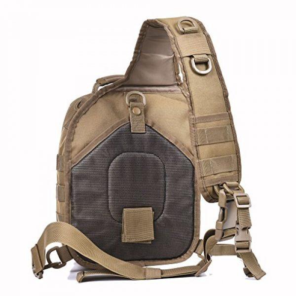 REEBOW GEAR Tactical Backpack 2 Tactical Sling Bag Pack Military Rover Shoulder Sling Backpack