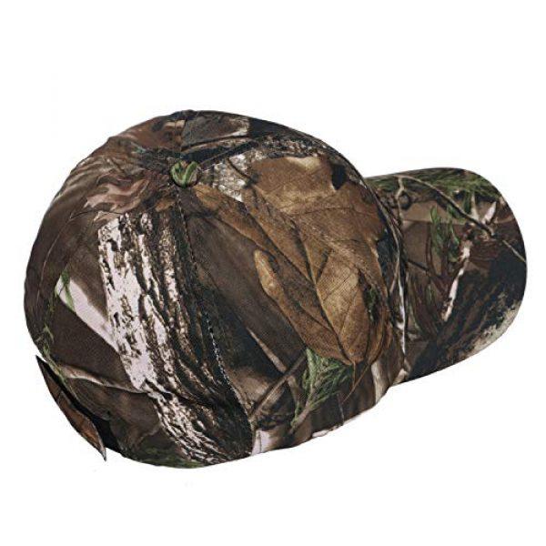 TOURBON Tactical Hat 4 TOURBON Camo Hat Hunting Nylon Cap Tactical Baseball Cap