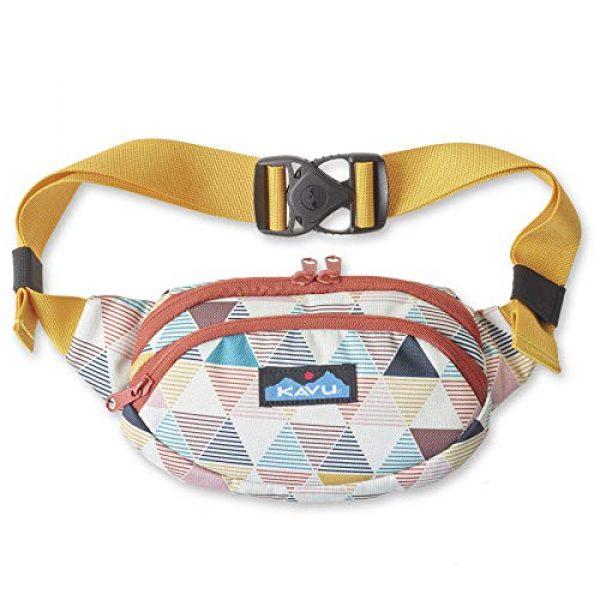 KAVU Tactical Backpack 2 KAVU Spectator Belt Bag Polyester Hip Fanny Pack
