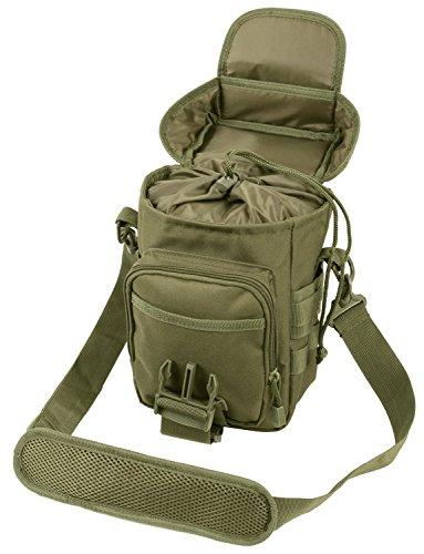 Rothco Tactical Backpack 4 Rothco Flexipack MOLLE Tactical Shoulder Bag
