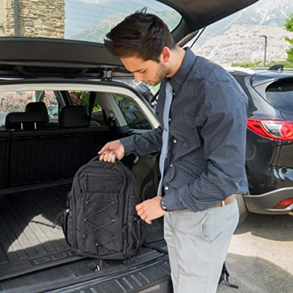American Rebel Inc. Tactical Backpack 5 Tactical Concealed Carry Durable Backpack - Medium Freedom Bag for Every Day Use - American Rebel Inc.