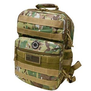 Nexpak Tactical Backpack 1 Nexpak Tactical Military Camping Hiking Outdoor Backpack w/MOLLE straps