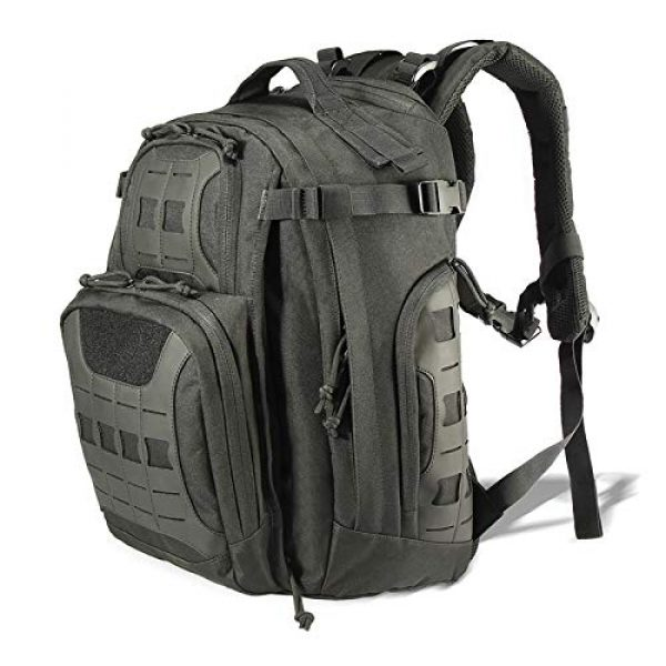 vAv YAKEDA Tactical Backpack 1 vAv YAKEDA Military Tactical Backpack for Men Army 3 Day Assault Pack 42L Large Molle Hiking Backpack