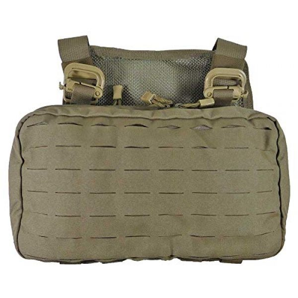 Hill People Gear Tactical Backpack 1 Hill People Gear Heavy Recon Kit Bag (Ranger Green)