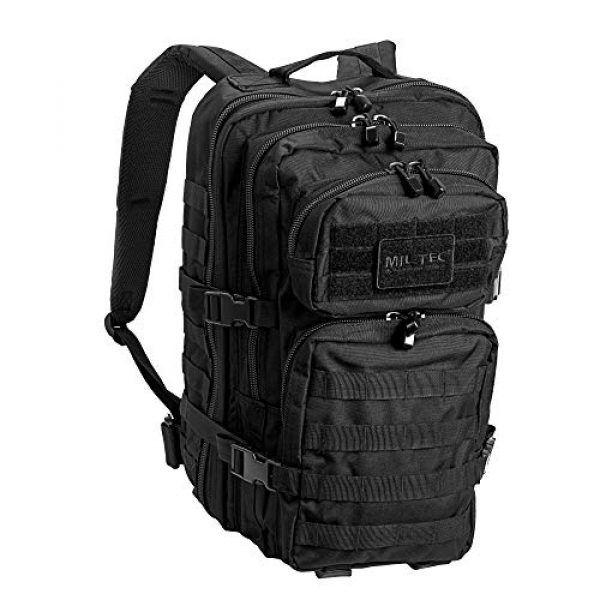 Mil-Tec Tactical Backpack 2 Mil-Tec Military Army Patrol Molle Assault Pack Tactical Combat Rucksack Backpack