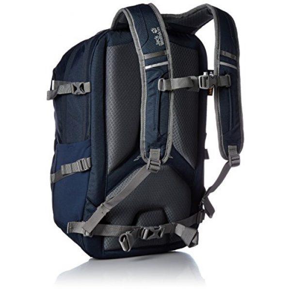 Jack Wolfskin Tactical Backpack 3 Jack Wolfskin Jack. Pot De Luxe Rucksack, Night Blue, 32 L