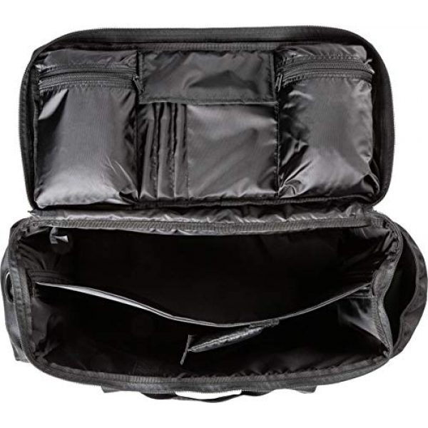 5.11 Tactical Backpack 4 5.11 Tactical Basic Patrol Bag 37 Liters, Adjustable/Removable Shoulder Strap, Style 56523 & Men's 1.5-Inch Convertible TDU Belt, Nylon Webbing, Fade-and Fray-Resistant, Style 59551 Black, X-Large