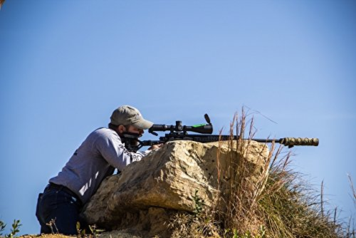 NightForce Rifle Scope 6 Nightforce ATACR 4-16x42 F1 ZH .1mrad Illum PTL H59 C573