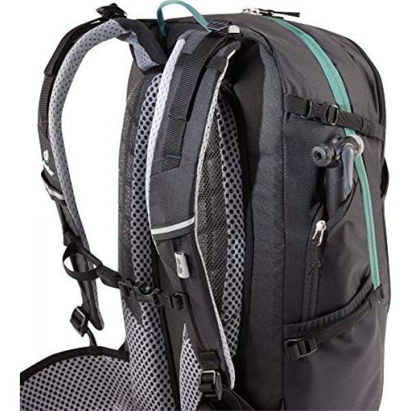 Deuter Tactical Backpack 3 Deuter Trans Alpine 24, Black, L