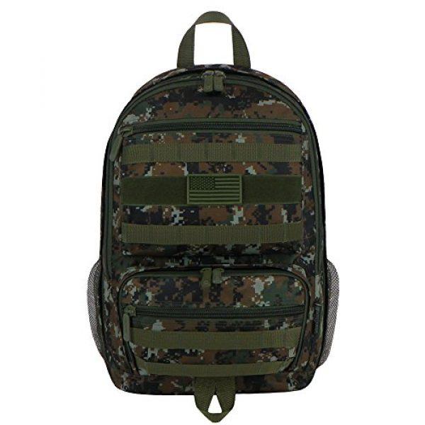 East West U.S.A Tactical Backpack 1 East West U.S.A RTC509 Tactical Molle Sport Military Assault Rucksacks Hiking Trekking Bag