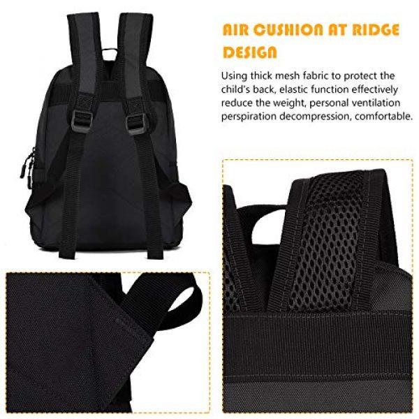 ArcEnCiel Tactical Backpack 4 ArcEnCiel Kid's Tactical Backpack with Patch