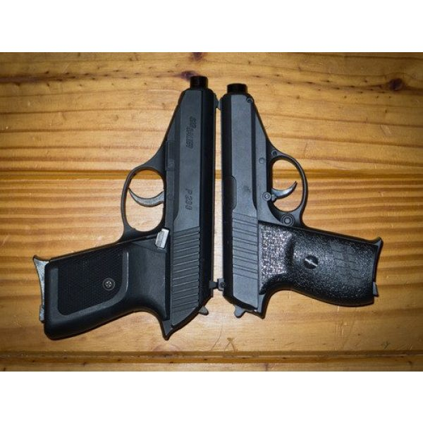 "Fitness Airsoft Pistol 4 Exercise Gear, Fitness, G3 Heavy Metal Airsoft Pistol Gun 6"" Long Shape UP, Sport, Training"