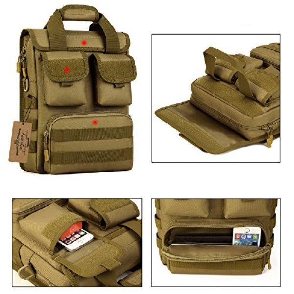 ArcEnCiel Tactical Backpack 3 ArcEnCiel Tactical Messenger Bag Men Military MOLLE Sling Shoulder Pack Briefcase Assault Gear Handbags Utility Carry Satchel