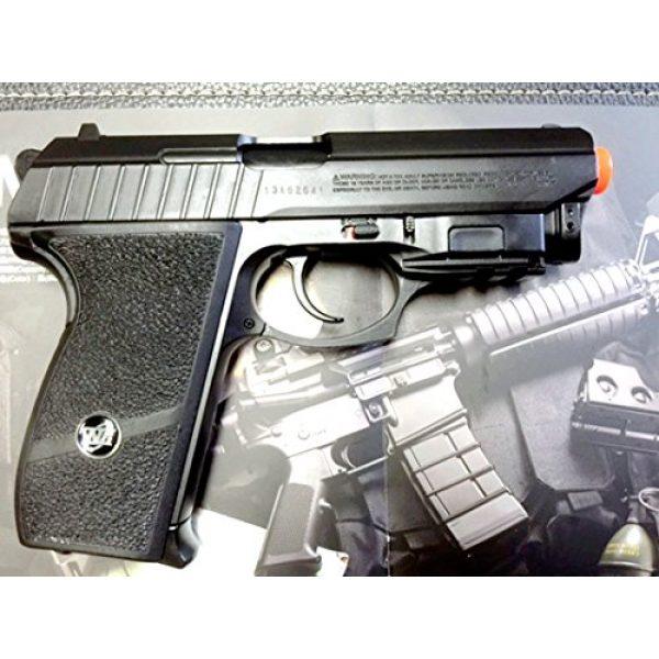 WinGun Airsoft Pistol 5 cbb-4801 WinGun full metal semi auto co2 blowback pistol with free safty shooting glasses and free target trip tent(Airsoft Gun)