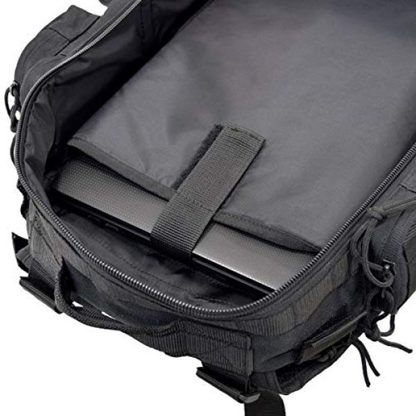 Flying Circle Tactical Backpack 4 Flying Circle Brazos Tactical Backpack