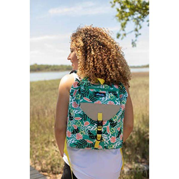 KAVU Tactical Backpack 7 KAVU Satchel Pack Rucksack Travel Backpack