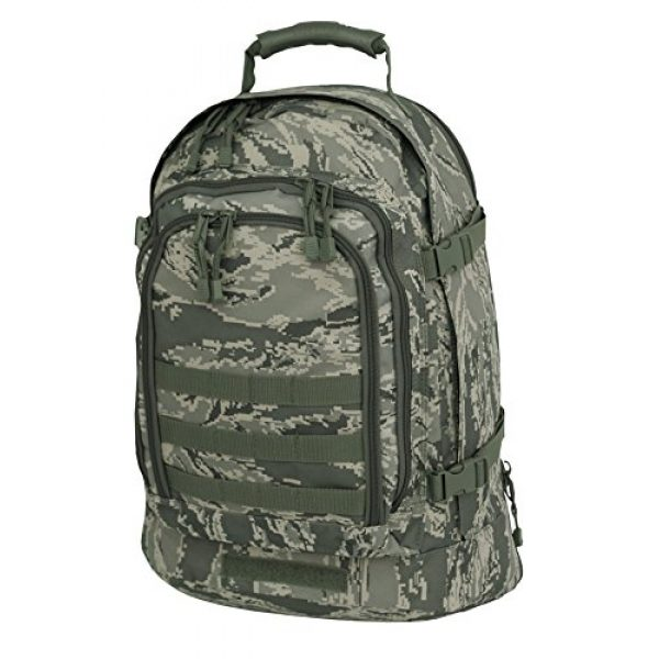 Mercury Tactical Gear Tactical Backpack 1 Mercury Tactical Gear Code Alpha 3 Day Stretch Tactical Backpack, Air Force Digital Camouflage, One Size