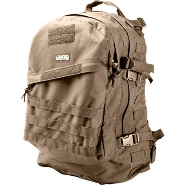 BARSKA Tactical Backpack 1 BARSKA Loaded Gear GX-200 Tactical Backpack