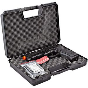 HFC Airsoft Pistol 1 HFC HG194 Army Special Force Airsoft CO2 Gas GBB Pistol Gun Full Metal with Case