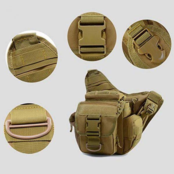 STARTAIKE Tactical Backpack 6 STARTAIKE Tactical Camera Messenger Bag Fishing Camping Hiking Cycle