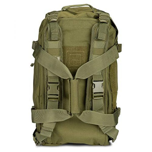 5.11 Tactical Backpack 4 5.11 Rush LBD Molle Tactical Duffel Bag Backpack, Style 56293/56294/56295