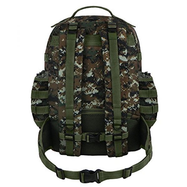 East West U.S.A Tactical Backpack 3 East West U.S.A RTC524 Tactical Multi-Use Molle Assault Military Rucksacks Backpack