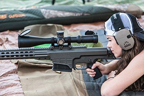 NightForce Rifle Scope 5 Nightforce ATACR 4-16x42 F1 ZH .1mrad Illum PTL H59 C573