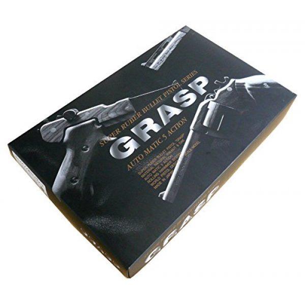 Sasaki Kougei Rubber Band Pistol Walther P38 5 Handcrafted Rubber band Gun Grasp GRASP Walther P38