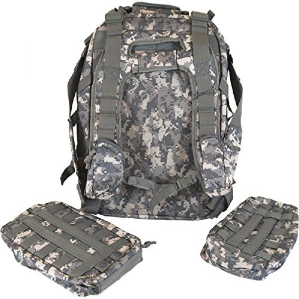 Explorer Tactical Backpack 5 Explorer Every Day Carry Tactical Medic First Responder Backpack with Multiple Pockets