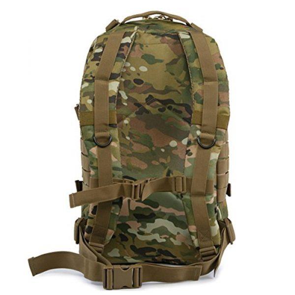 HIGHLAND TACTICAL Tactical Backpack 3 Highland Tactical Men's Vantage Tactical Backpack