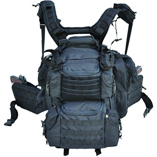 Explorer Tactical Backpack 1 Explorer Tactical Gun Concealment Backpack With Molle Webbing Hydration Ready