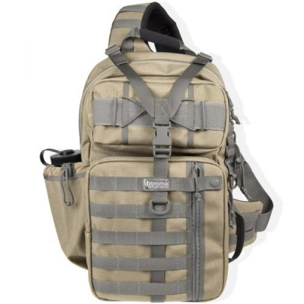 Maxpedition Tactical Backpack 1 Maxpedition Kodiak Gearslinger