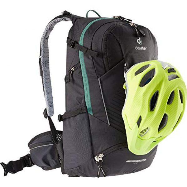 Deuter Tactical Backpack 4 Deuter Trans Alpine 24, Black, L
