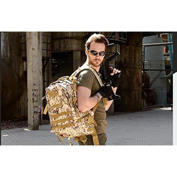 PME Tactical Backpack 3 Fashion Backpack, Biking, School backpack, Casual Lightweight Laptop Bag Shoulder Bag School Bag