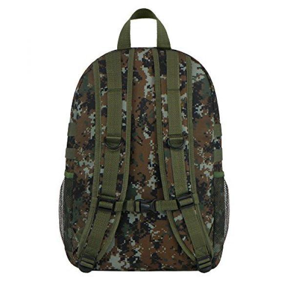 East West U.S.A Tactical Backpack 3 East West U.S.A RTC509 Tactical Molle Sport Military Assault Rucksacks Hiking Trekking Bag