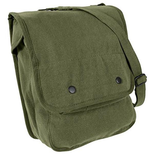 Rothco Tactical Backpack 9 Rothco Canvas Map Case Shoulder Bag