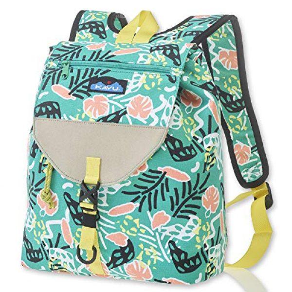 KAVU Tactical Backpack 2 KAVU Satchel Pack Rucksack Travel Backpack